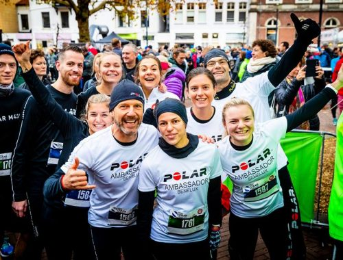 Polar Virtual Race Benelux